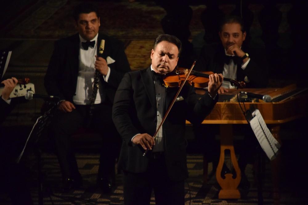 Mága Zoltán jótékonysági koncertje Brassóban