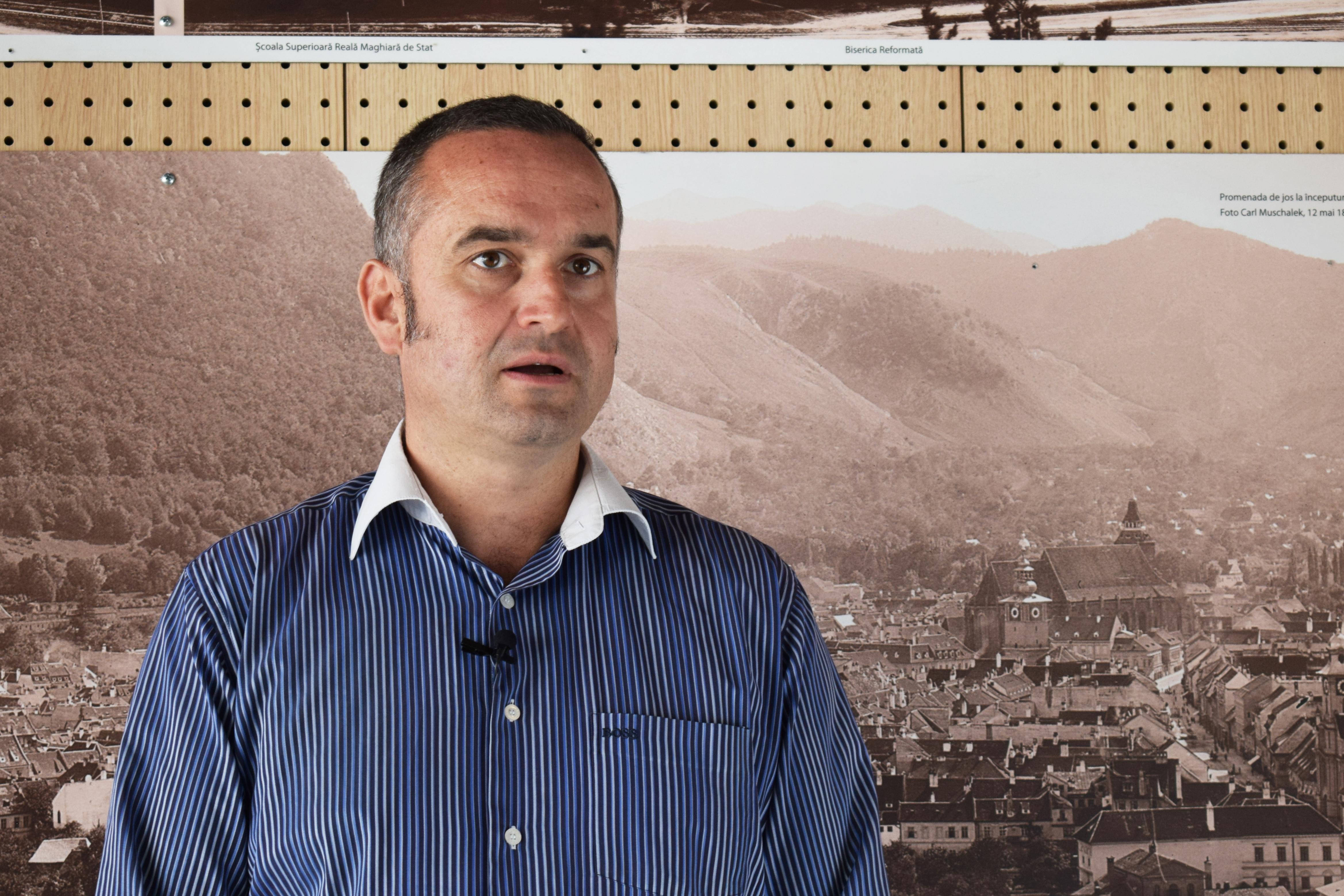 Toró Tamás, Brassó városi tanácsos – videó