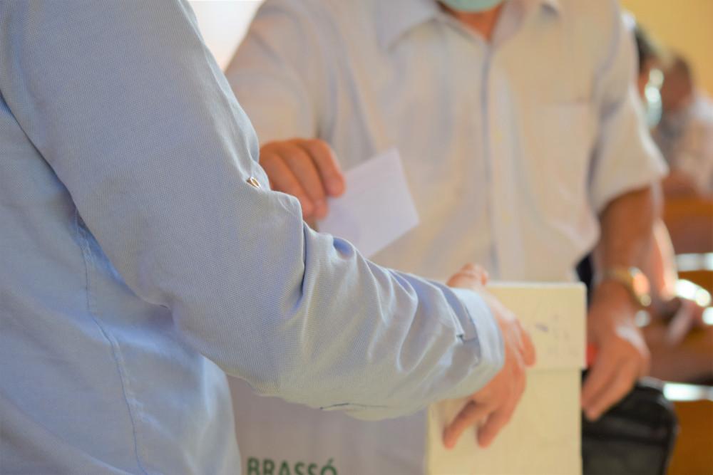 Új ügyvezető elnökség az RMDSZ Brassó megyei szervezeténél