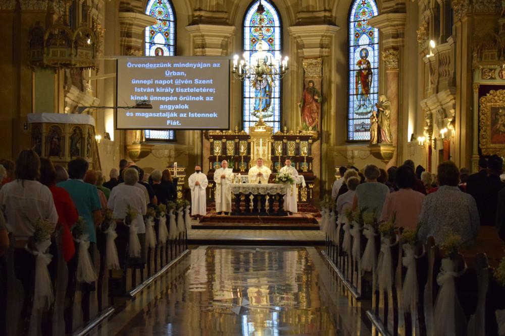 Együtt ünnepeltünk! – Szent István-napi megemlékező ünnepség Brassóban